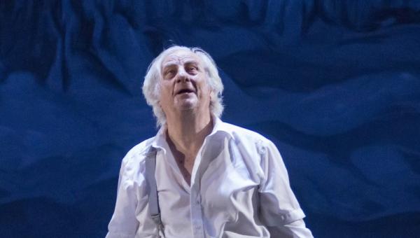 / hommage / La mort de Michel Aumont, un grand lion du théâtre