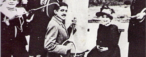 / histoire / Proust et les artistes de scène