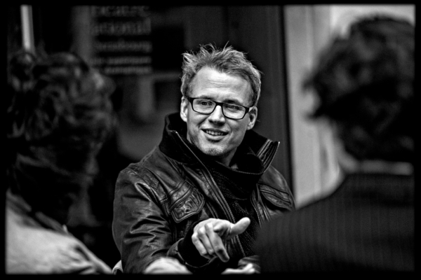 Falk Richter, metteur en scène de l'année en Allemagne