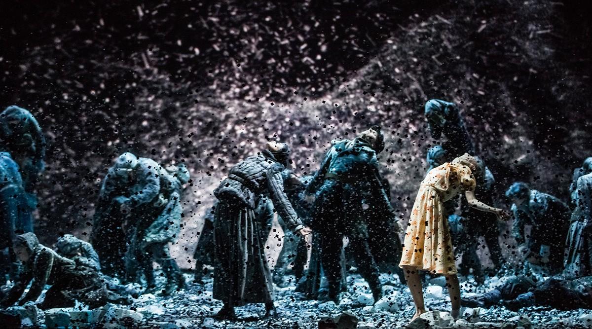 / actu / Discrimination raciale : l'Opéra national de Paris se saisit d'un dossier brûlant