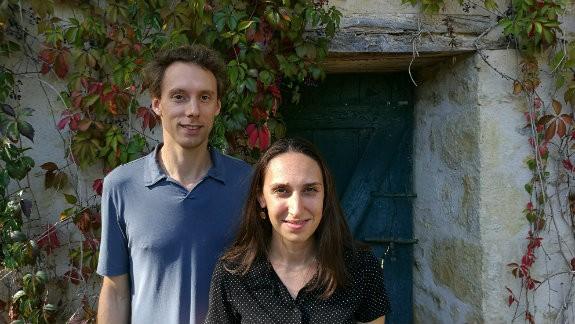 / série / Confiné à la Maison Maria Casarès avec Matthieu Roy et Johanna Silberstein et