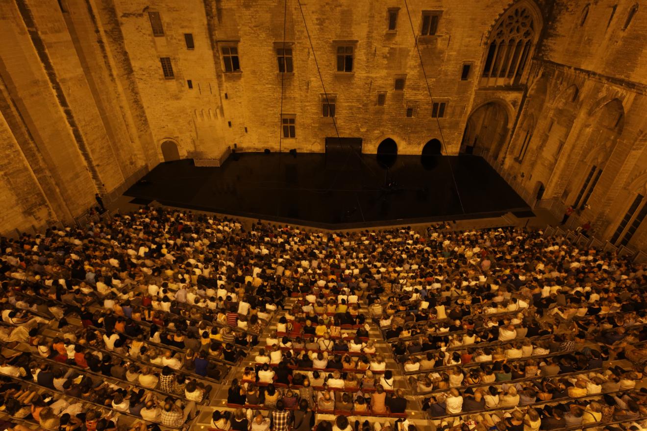 / actu / 5000 personnes assises avec distanciation : ce sera la jauge pour les festivals cet été
