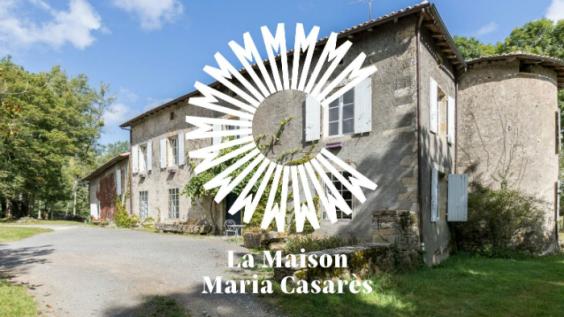 Le Festival d'Été 2020 de La Maison Maria Casarès
