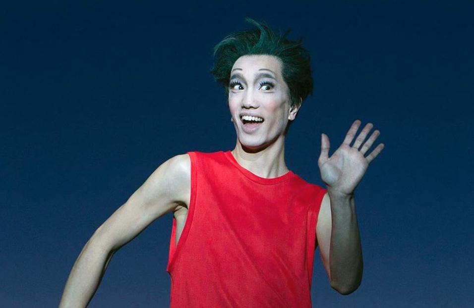 Yuming Hey, la jeune pousse du Conservatoire dans la jungle de Bob Wilson