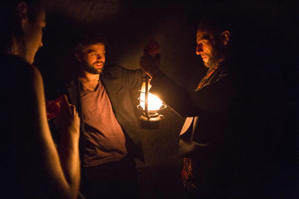 / reportage / Yann et Yann mènent le cirque à l'aventure