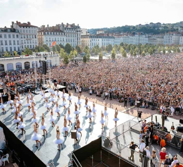 La Biennale de la danse à Lyon reportée en mai-juin 2021