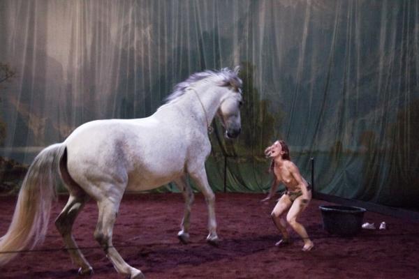 / critique / Laëtitia Dosch à cheval sur l'époque