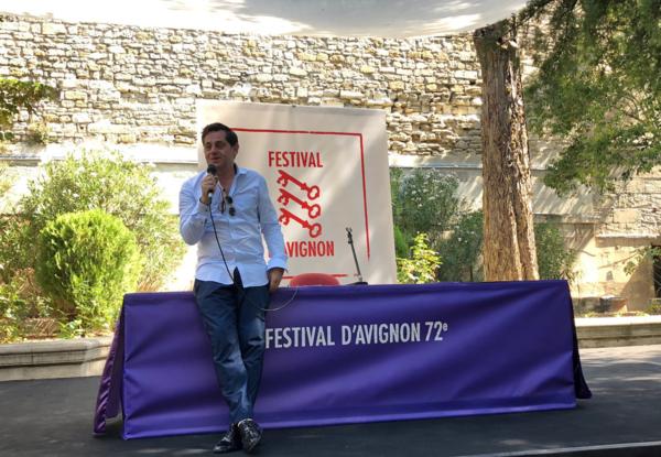 / actu / Une Odyssée pour le Festival d'Avignon 2019!