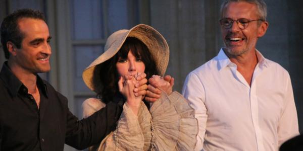 / actu / Isabelle Adjani et Lambert Wilson, les voix de l'amour