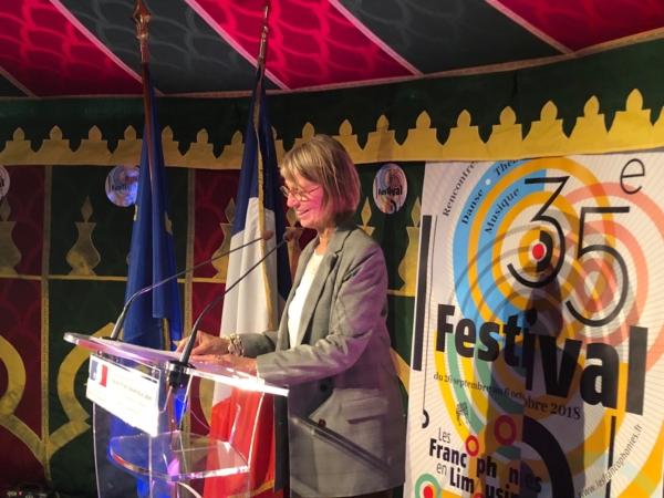 / actu / Françoise Nyssen annonce la création de trois pôles spectacle vivant pour la francophonie