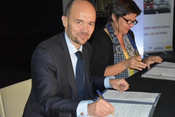 Denis Declerck, nouveau conseiller à la création de Françoise Nyssen