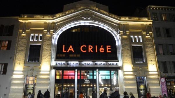 / actu / Rêvons au Théâtre, été 20 à La Criée Théâtre national de Marseille