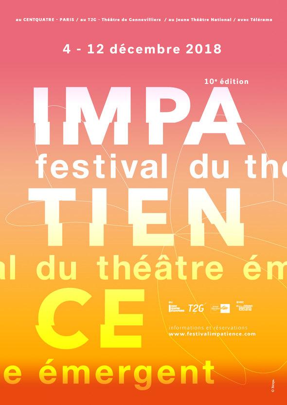 La sélection du festival Impatience 2018