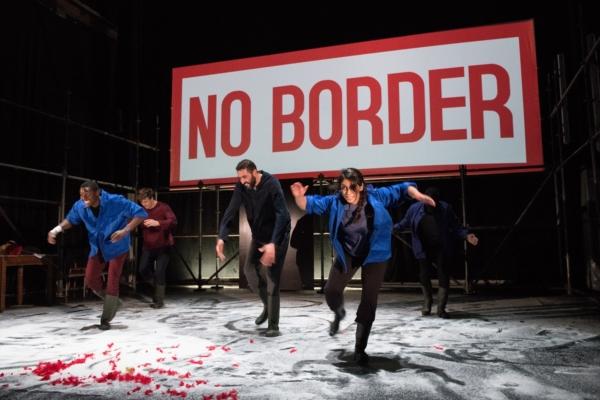 No Border, une tragédie moderne