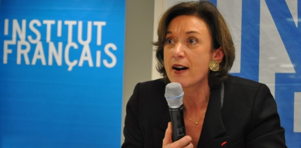/ actu / Sylviane Tarsot-Gillery nommée à la Direction générale de la création artistique
