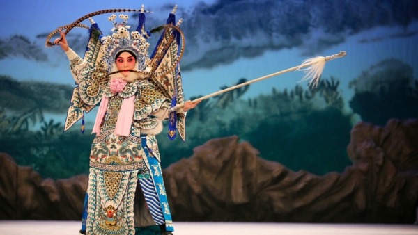/ histoire / L'Opéra chinois, c'est quoi ?
