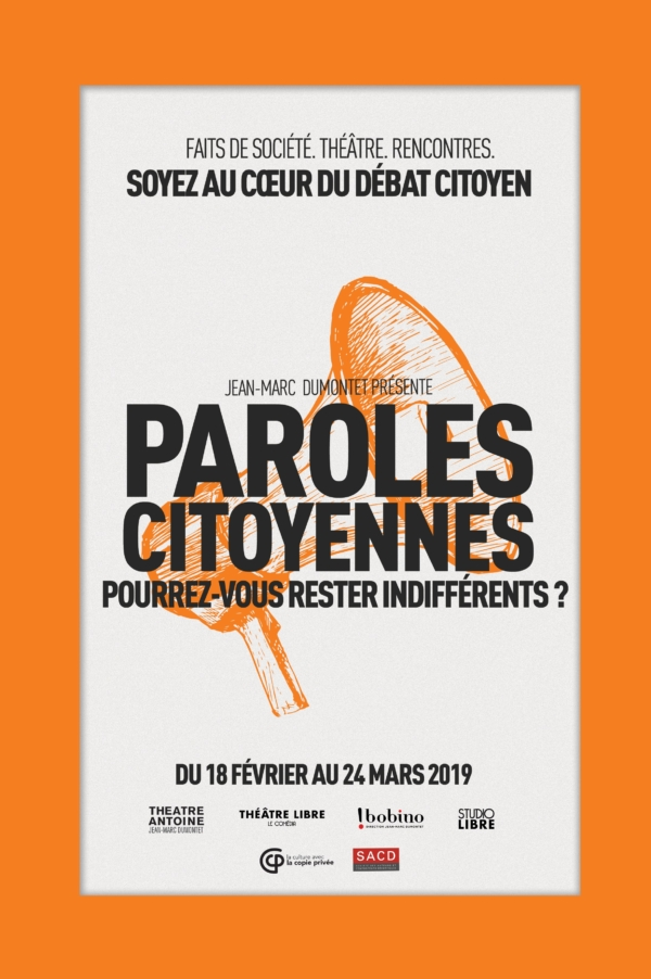 Le festival Paroles Citoyennes 2019