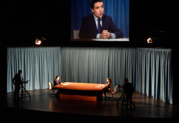/ critique / Lafon et Poitreneaux ravivent le débat présidentiel
