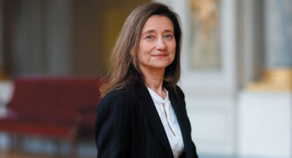 Caroline Sonrier, directrice de l'Opéra de Lille, reçoit le Prix de la Femme d'Influence 2018 pour la culture