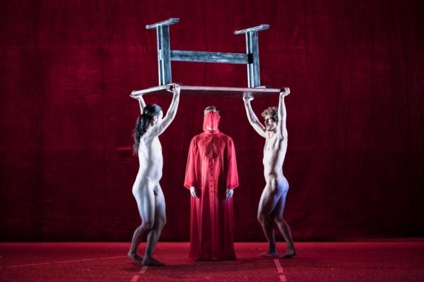 / critique / The Scarlet Letter, Angélica Liddell, artiste amoureuse avec un grand A
