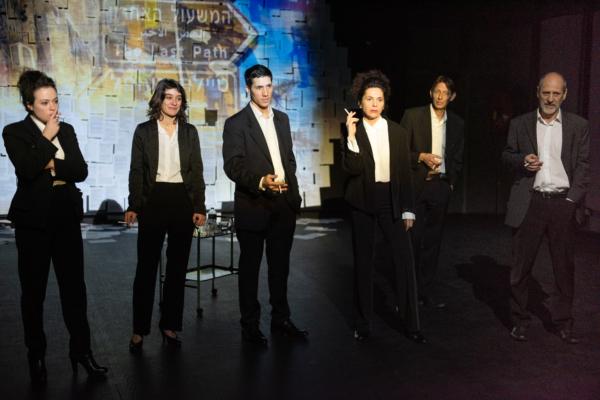 / critique / A Jérusalem, le théâtre envers et contre tous