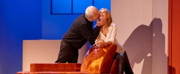 / critique / François Berléand et Michèle Laroque embrassent la vie