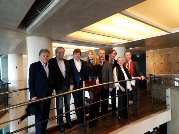 La sélection du Prix Café Beaubourg