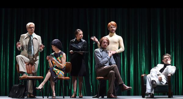 / critique / Fassbinder fait le bonheur de Pierre Maillet