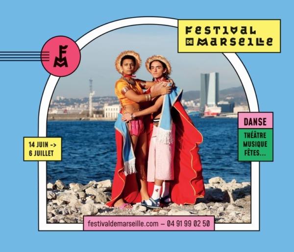 La programmation du Festival de Marseille 2019