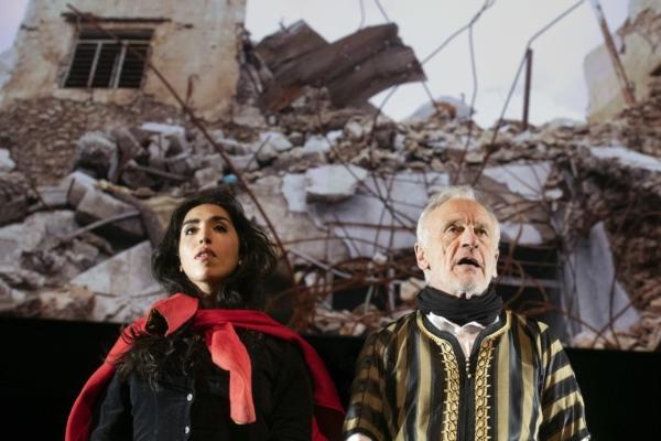 / critique / Orestes in Mossoul : Milo Rau d'une cité à l'autre