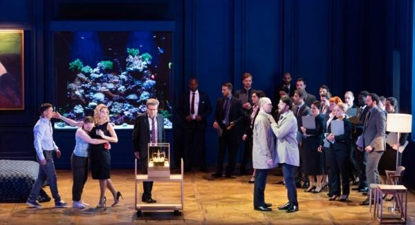 / critique / Lessons in Love and Violence, le retour gagnant de George Benjamin à l'opéra
