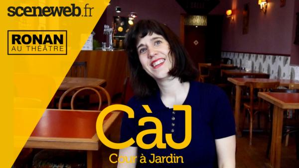 / vidéo / Le CàJ de Sarah Berthiaume