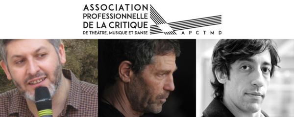 / actu / Christophe Honoré, Ohad Naharin et Mariano Pensotti grands vainqueurs des prix 2019 de la critique