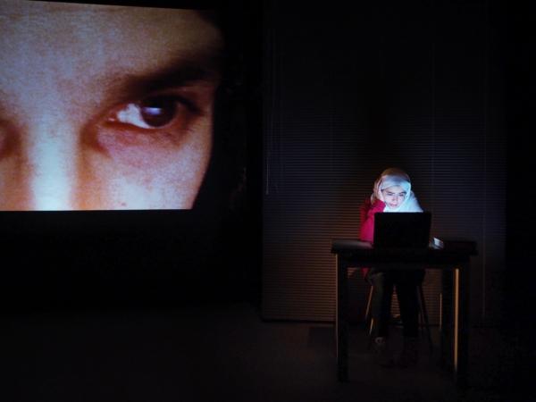 / critique / Ahmed Madani, le dieu tentateur et le diable numérique