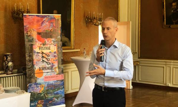 Franck Riester annonce plus de déconcentration dans les décisions de son ministère