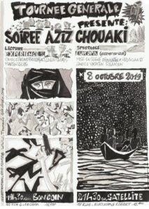 Une Soirée Hommage à Aziz Chouaki Par Le Festival Dart En