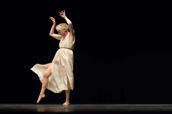 / critique / Isadora Duncan, une pionnière portraiturée par Jérôme Bel