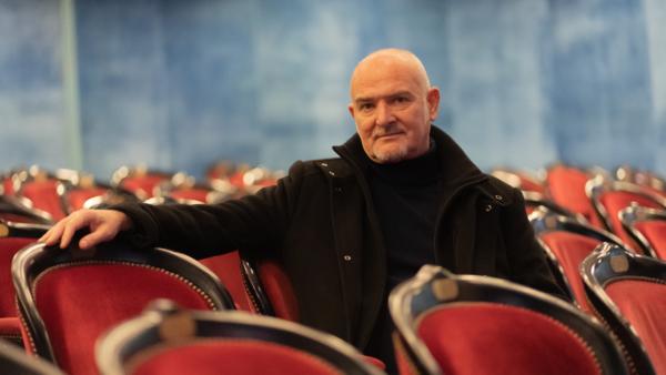 Éric Vigner, nouveau directeur artistique du Théâtre à Pau