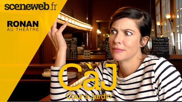 / vidéo / Le CàJ d'Anna Mouglalis