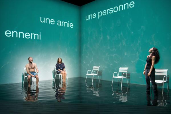 / critique / La vague d'humanité d'Arne Lygre emporte Berthier