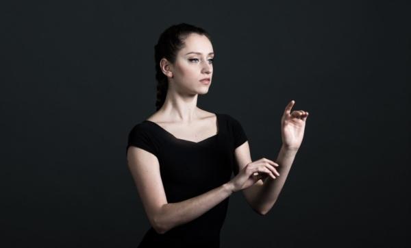 Silvia Saint-Martin, nouvelle première danseuse à l'Opéra national de Paris