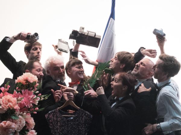 / critique / Cannes Trente-neuf/Quatre-vingt-dix : le Festival sans festival d'Etienne Gaudillère