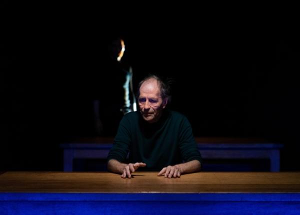/ critique / Mathieu Riboulet, de feu et de glace