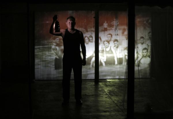 / critique / Le Train Zéro : Miglen Mirtchev en route vers l'inconnu