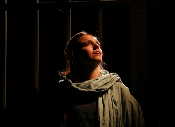 / critique / Pauline Dumas lumineuse dans la peau d'Asia Bibi