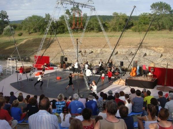 Annulation des Préalables, du Festival d'Alba, et de Pierrelatte fait son cirque
