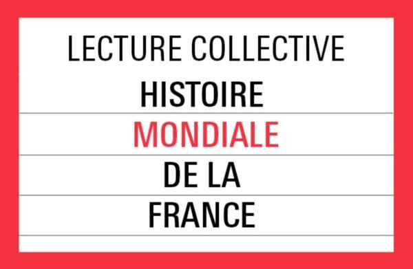 / actu / L'histoire mondiale de la France de Patrick Boucheron lue par les artistes du Théâtre National de Bretagne