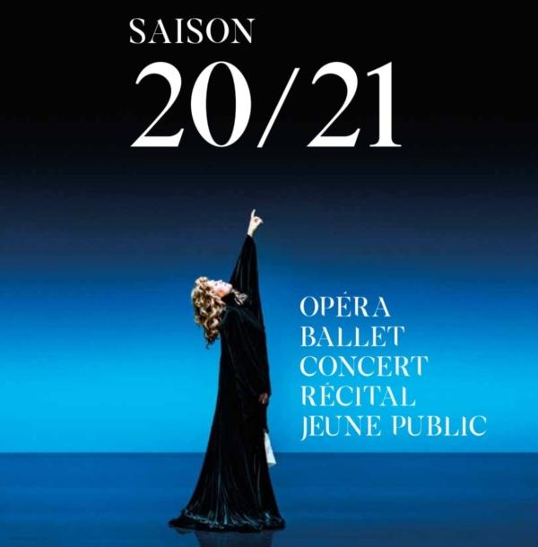 La saison 2020/2021 du Théâtre du Capitole de Toulouse