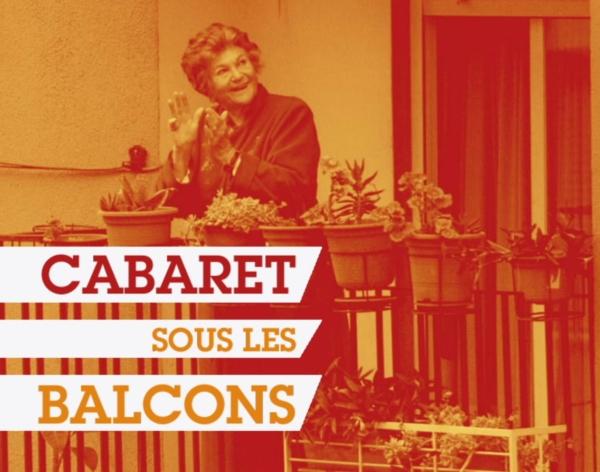 Le cabaret sous les balcons de Léna Bréban dans les EHPAD du Grand Chalon