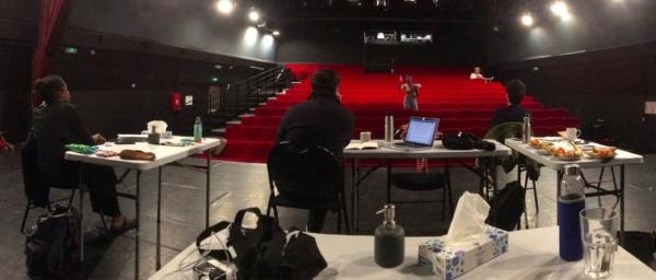 / actu / Le Théâtre 14, premier théâtre à rouvrir la semaine prochaine avec une jauge réduite